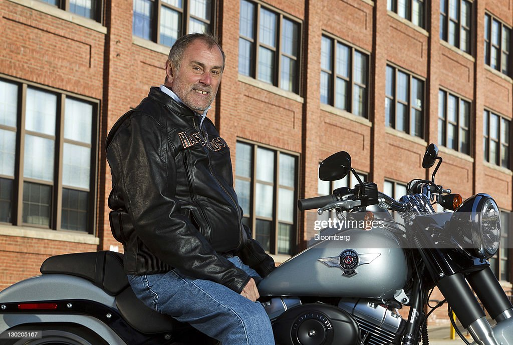 Harley davidson ceo keith wandell port getty images for Harley davidson motor company group inc