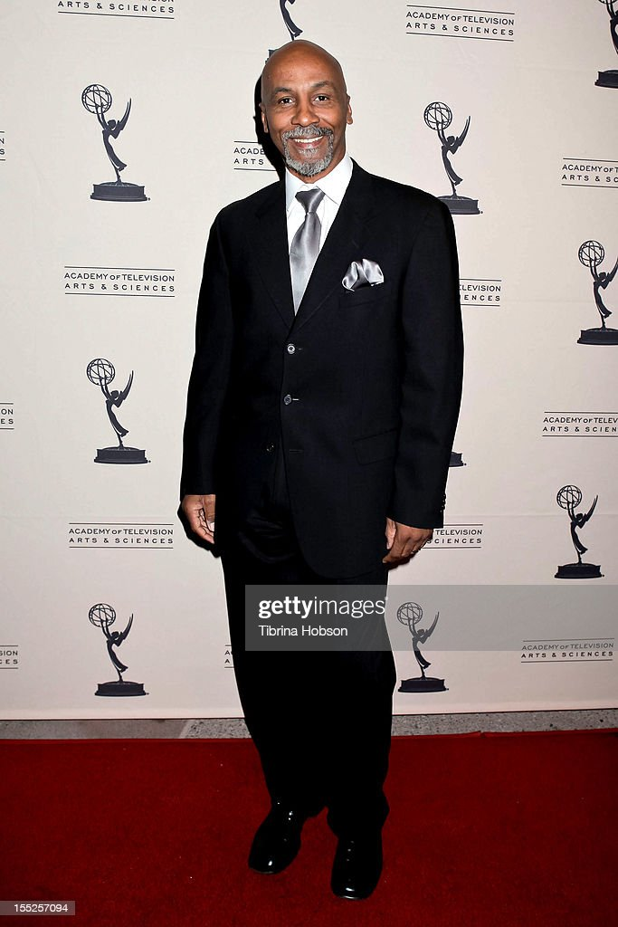 Keith Young attends the Academy of Television Arts & Sciences' 'The Choreographers: Yesterday, Today & Tomorrow' event at Leonard H. Goldenson Theatre on November 1, 2012 in North Hollywood, California.