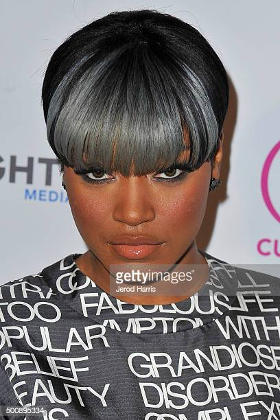 Keke Palmer arrives at Ui Culture App Launch Party at TCL Chinese Theatre on December 10 2015 in Hollywood California