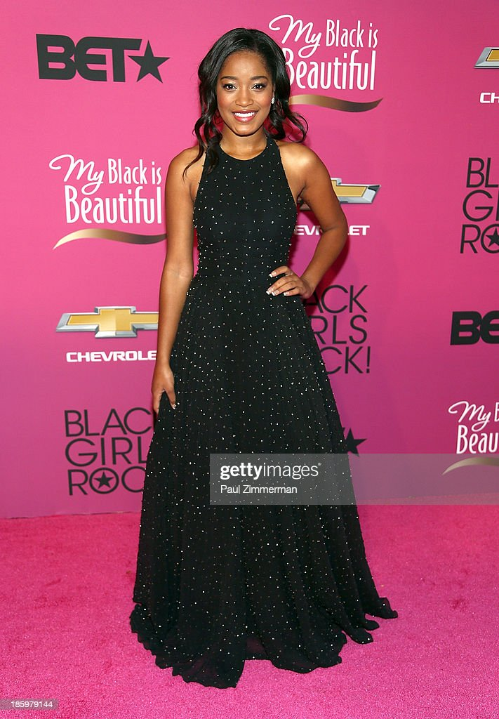 <a gi-track='captionPersonalityLinkClicked' href=/galleries/search?phrase=Keke+Palmer&family=editorial&specificpeople=653121 ng-click='$event.stopPropagation()'>Keke Palmer</a> attends Black Girls Rock! 2013 at New Jersey Performing Arts Center on October 26, 2013 in Newark, New Jersey.