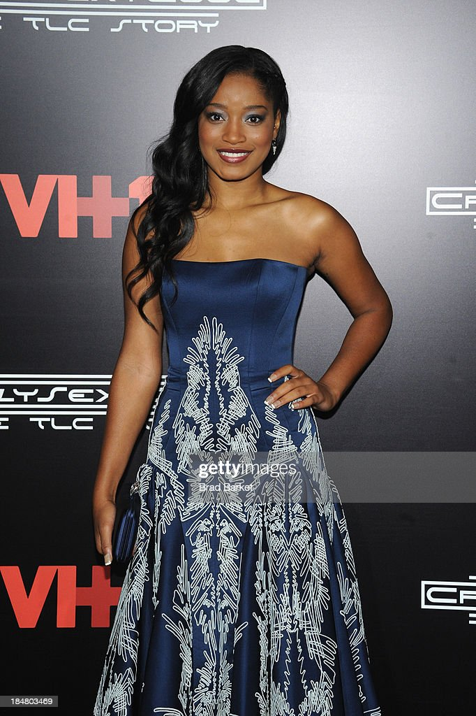 <a gi-track='captionPersonalityLinkClicked' href=/galleries/search?phrase=Keke+Palmer&family=editorial&specificpeople=653121 ng-click='$event.stopPropagation()'>Keke Palmer</a> attends CrazySexyCool Premiere Event at AMC Loews Lincoln Square 13 theater on October 15, 2013 in New York City.