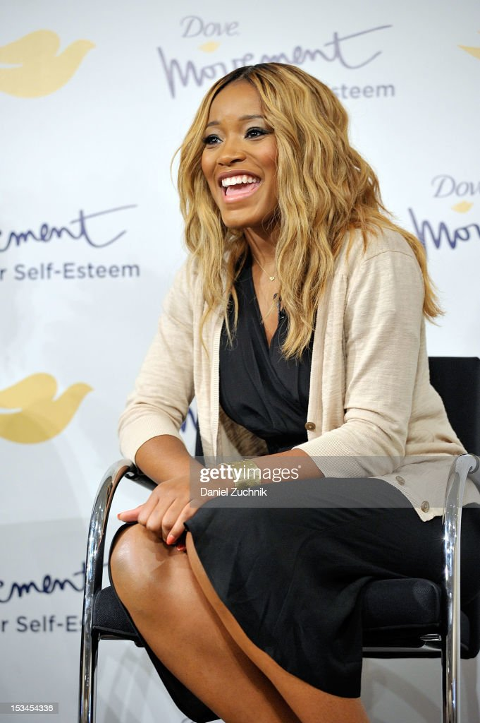 Keke Palmer attends the 3rd Annual Dove Self-Esteem Weekend in Times Square on October 5, 2012 in New York City.