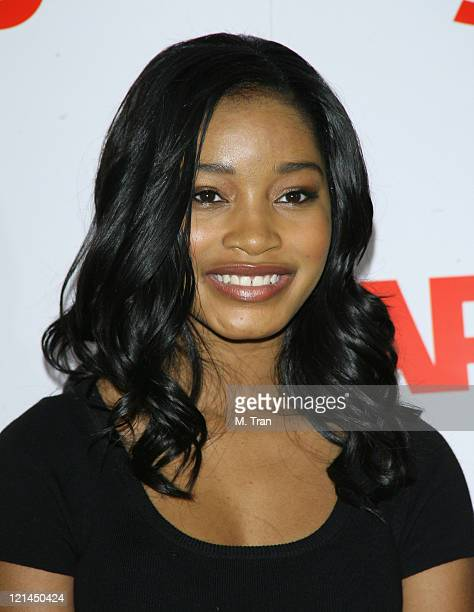 Keke Palmer during AARP The Magazine Toasts 2007 'Movies For Grownups Awards' Winners at Hotel BelAir in Los Angeles California United States