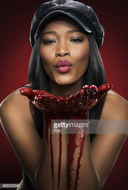 Keke Palmer in SCREAM QUEENS which debuts with a special twohour series premiere event on Tuesday Sept 22 on FOX