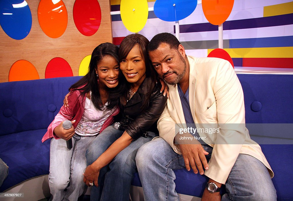 KeKe Palmer,Angella Bassett and <a gi-track='captionPersonalityLinkClicked' href=/galleries/search?phrase=Laurence+Fishburne&family=editorial&specificpeople=206347 ng-click='$event.stopPropagation()'>Laurence Fishburne</a>