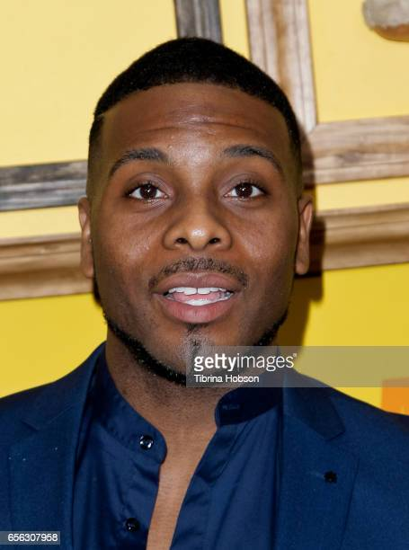 Kel Mitchell attends the premiere of TruTv's 'Upscale With Prentice Penny' at The London Hotel on March 21 2017 in West Hollywood California