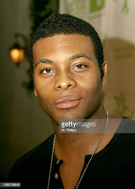 Kel Mitchell during Fonzworth Bentley Party at the Cabana Club in Hollywood August 20 2006 at Cabana Club in Hollywood CA United States