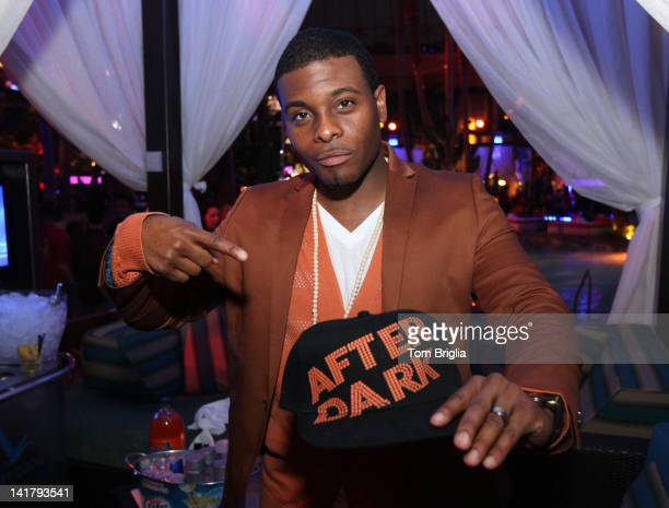 Kel Mitchell hosts The Pool After Dark At Harrah's Resort on Friday March 23 2012 in Atlantic City New Jersey