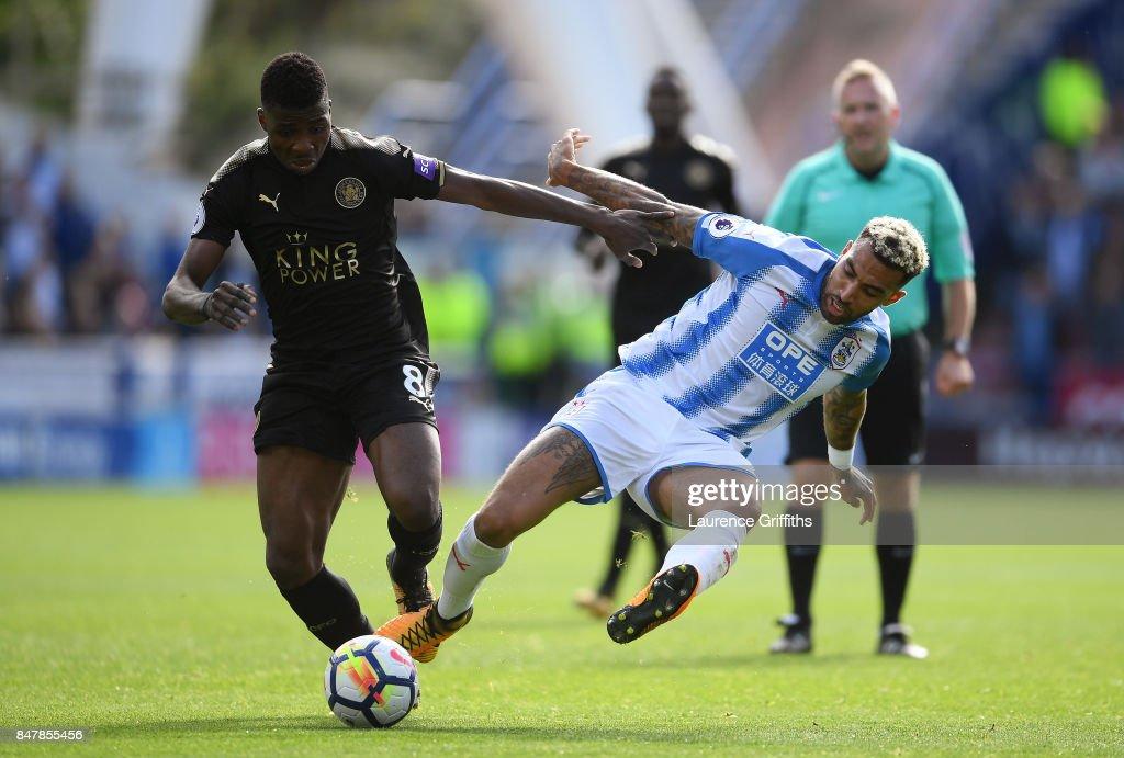 Huddersfield Town v Leicester City - Premier League