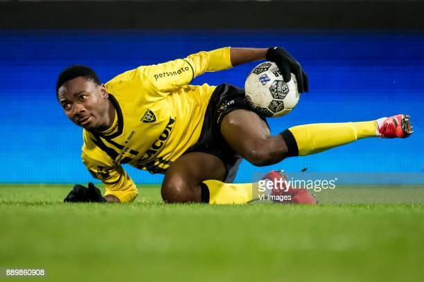 Kelechi Nwakali of VVV during the Dutch Eredivisie match between sc Heerenveen and VVV Venlo at Abe Lenstra Stadium on December 09 2017 in Heerenveen...