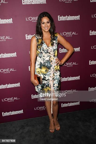 Kelen Coleman attends the Entertainment Weekly's 2017 PreEmmy Party at the Sunset Tower Hotel on September 15 2017 in West Hollywood California