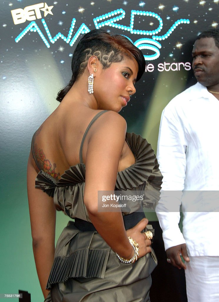 Kelis at the 2006 BET Awards - Arrivals at The Shrine in Los Angeles, California.