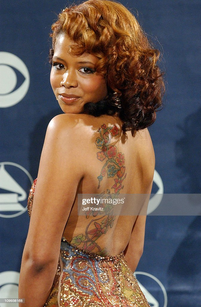 <a gi-track='captionPersonalityLinkClicked' href=/galleries/search?phrase=Kelis&family=editorial&specificpeople=203061 ng-click='$event.stopPropagation()'>Kelis</a> during The 46th Annual Grammy Awards - Press Room at Staples Center in Los Angeles, California, United States.