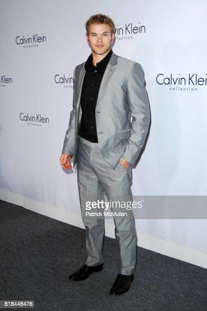 Kellan Lutz attends CALVIN KLEIN COLLECTION LOS ANGELES NOMADIC DIVISION CELEBRATE LA ARTS MONTH ART LOS ANGELES CONTEMPORARY at Los Angeles on...
