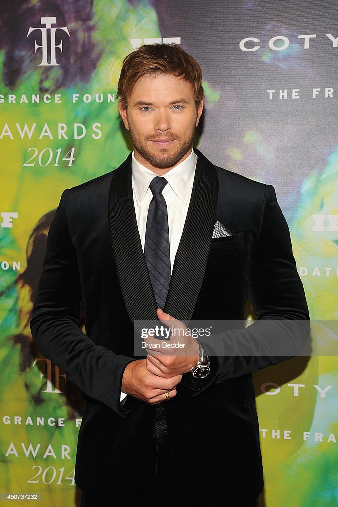 <a gi-track='captionPersonalityLinkClicked' href=/galleries/search?phrase=Kellan+Lutz&family=editorial&specificpeople=683287 ng-click='$event.stopPropagation()'>Kellan Lutz</a> attends the 2014 Fragrance Foundation Awards on June 16, 2014 in New York City.