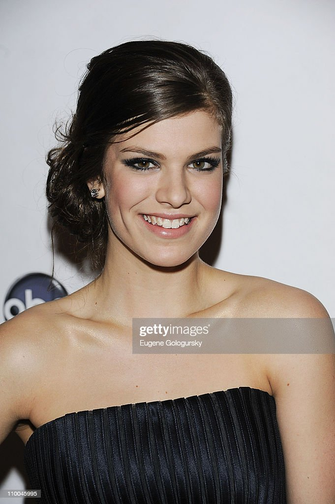 Kelley Missal attends the 7th Annual ABC & SOAPnet Salute Broadway Cares/Equity Fights Aids Benefit closing celebration at The New York Marriott Marquis on March 13, 2011 in New York City.
