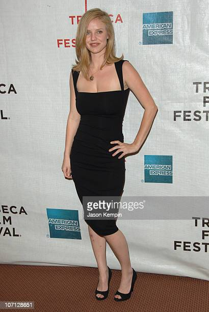 Kelli Garner during 6th Annual Tribeca Film Festival 'Normal Adolescent Behavior' Premiere Arrivals at Pace University in New York City New York...