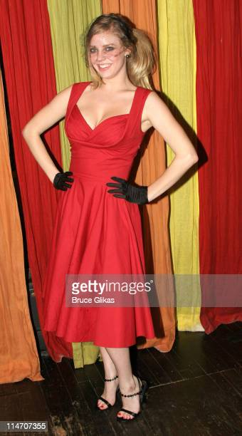 Kelli Garner during 'Dog Sees God Confessions of a Teenage Blockhead' OffBroadway Opening Night Party at Lucy's Latin Kitchen in New York City New...