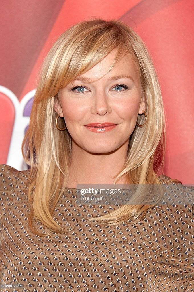 Kelli Giddish attends the 2013 NBC Upfront Presentation Red Carpet Event at Radio City Music Hall on May 13, 2013 in New York City.