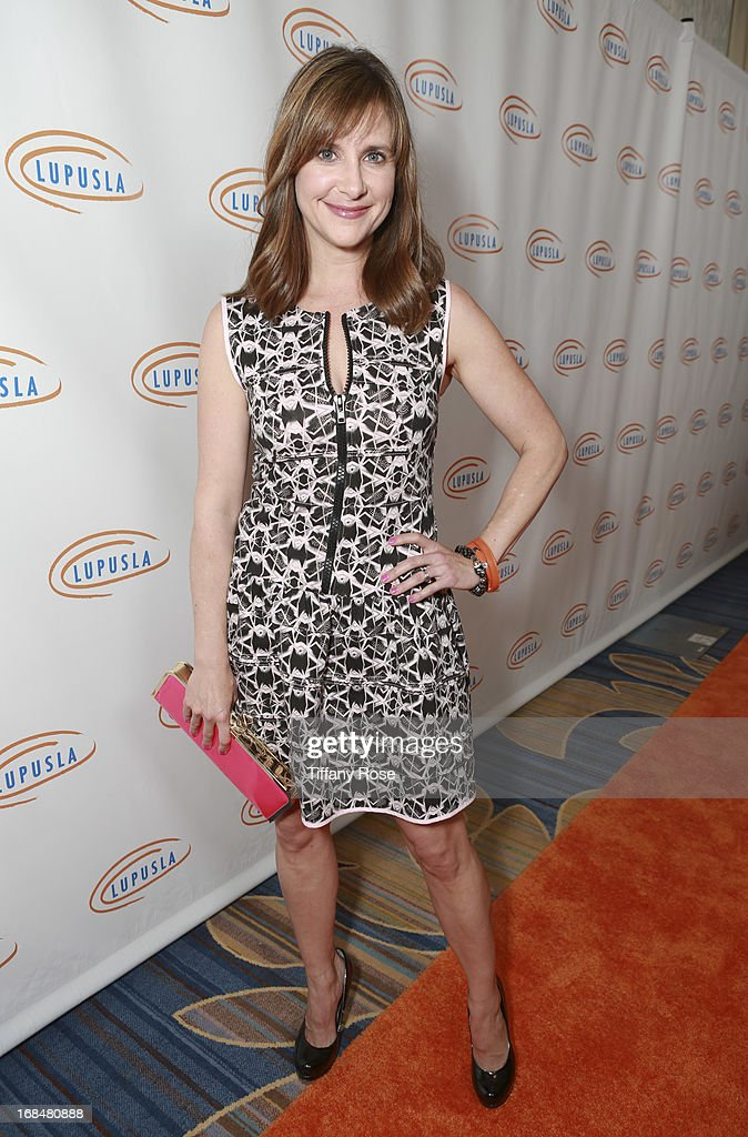 Kellie Martin attends Lupus LA Orange Ball at the Beverly Wilshire Four Seasons Hotel on May 9, 2013 in Beverly Hills, California.