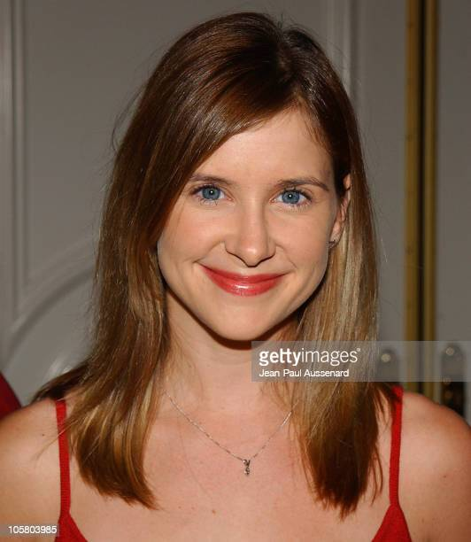 Kellie Martin during Lupus LA and InStyle Present 'The Old Bags Lupus Luncheon' at Beverly Hills Hotel in Beverly Hills California United States