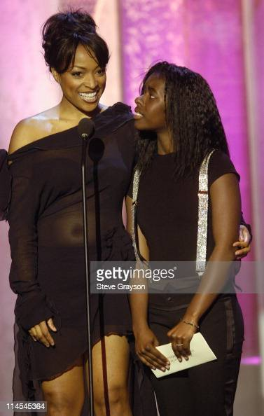 Kellita Smith and Camille Winbush during The 7th Annual PRISM Awards Show at The Henry Fonda Theater in Los Angeles California United States