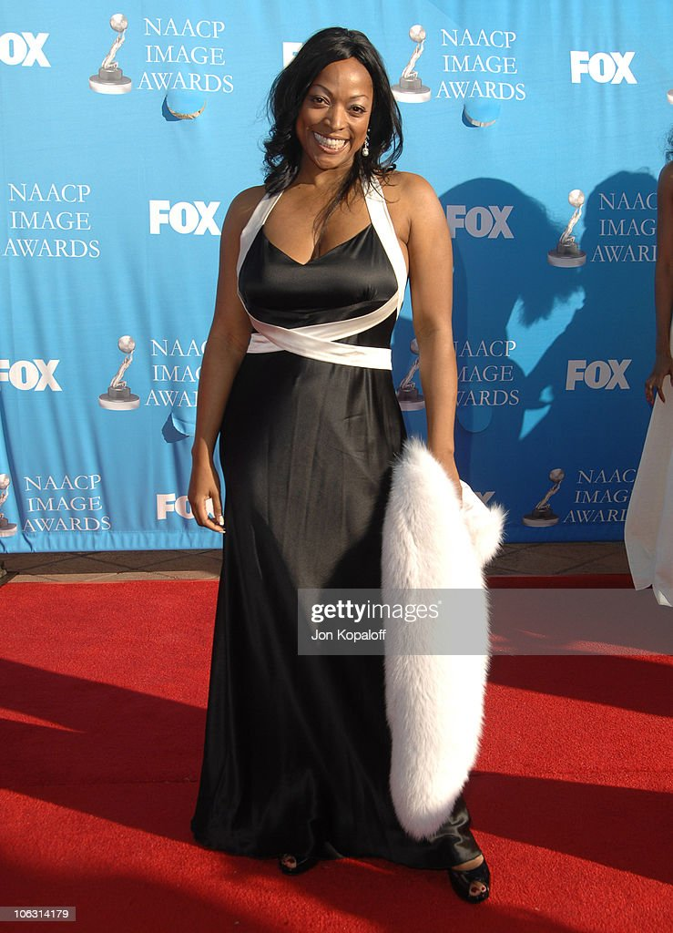 Kellita Smith during 38th Annual NAACP Image Awards Arrivals at Shrine Auditorium in Los Angeles California United States