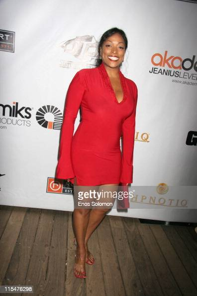 Kellita Smith during Akademiks Disturbing Tha Peace Presents A Private Reception Hosted By Ludacris DTP Recording To Celebrate 2007 BET Awards at...