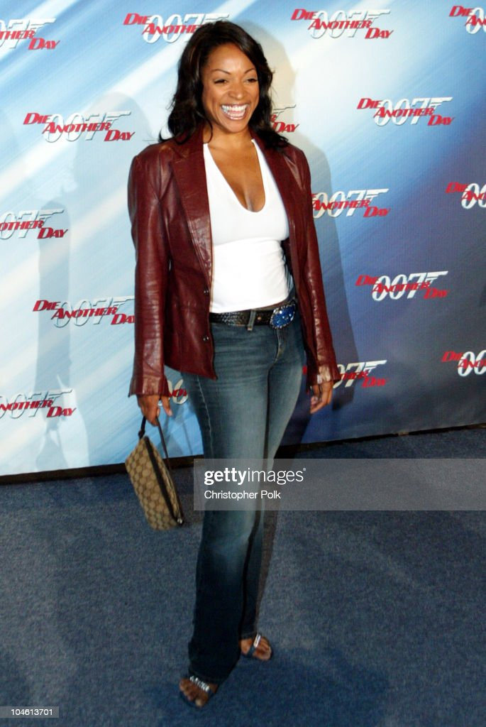 Kellita Smith during Special Screening of MGM's 'Die Another Day' at The Shrine Auditorium in Hollywood CA United States