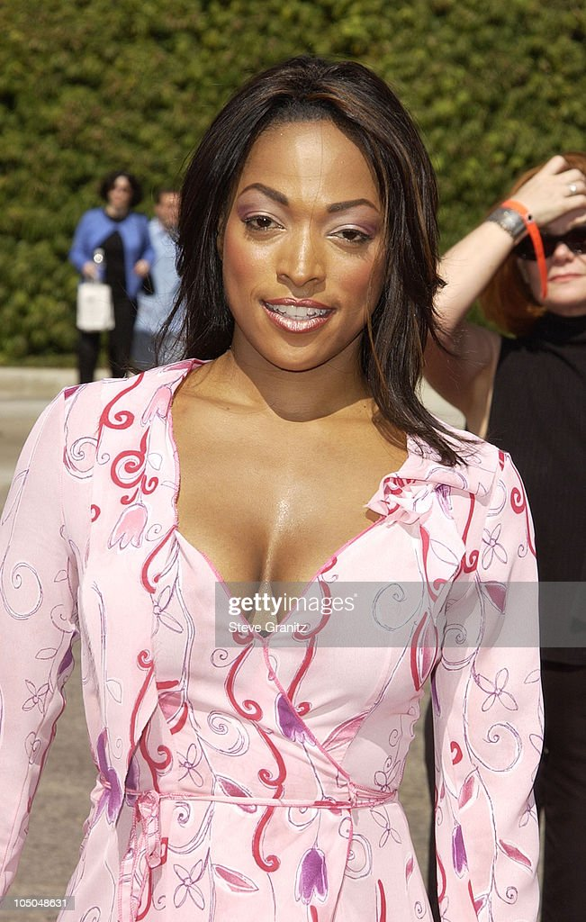 Kellita Smith during The 2002 Teen Choice Awards Arrivals at The Universal Amphitheatre in Universal City California United States