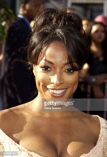Kellita Smith during The 2nd Annual BET Awards Arrivals at The Kodak Theater in Hollywood California United States