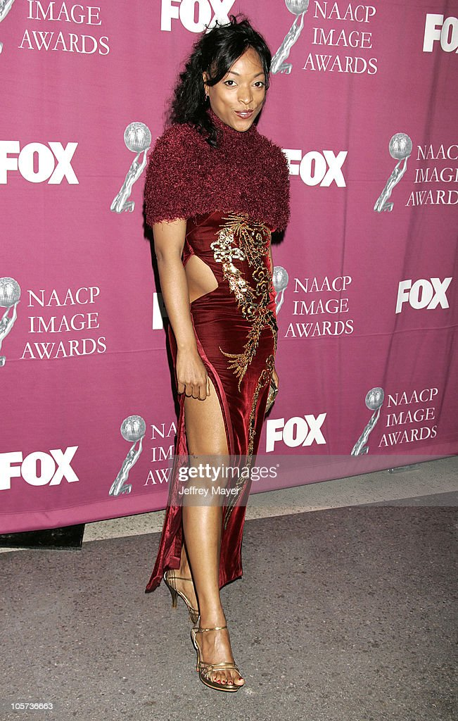 Kellita Smith during The 36th Annual NAACP Image Awards Arrivals at Dorothy Chandler Pavilion in Los Angeles California United States