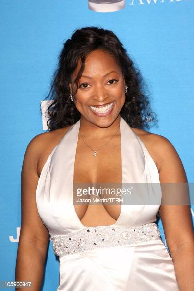 Kellita Smith during The 37th Annual NAACP Image Awards Arrivals at Shrine Auditorium in Los Angeles California United States