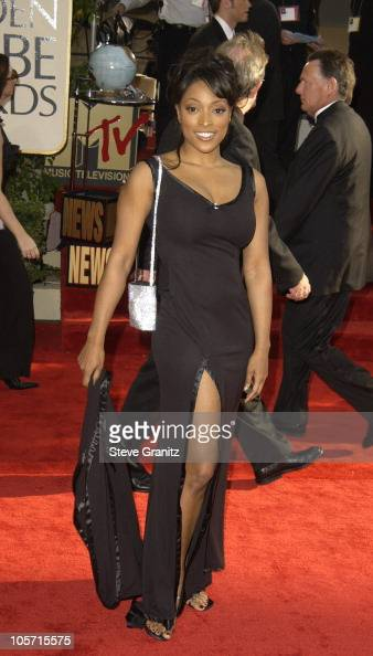Kellita Smith during The 60th Annual Golden Globe Awards Arrivals at The Beverly Hilton Hotel in Beverly Hills California United States