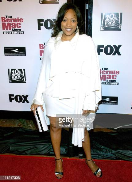 Kellita Smith during 'The Bernie Mac Show' 100th Episode Celebration at Memphis in Hollywood California United States
