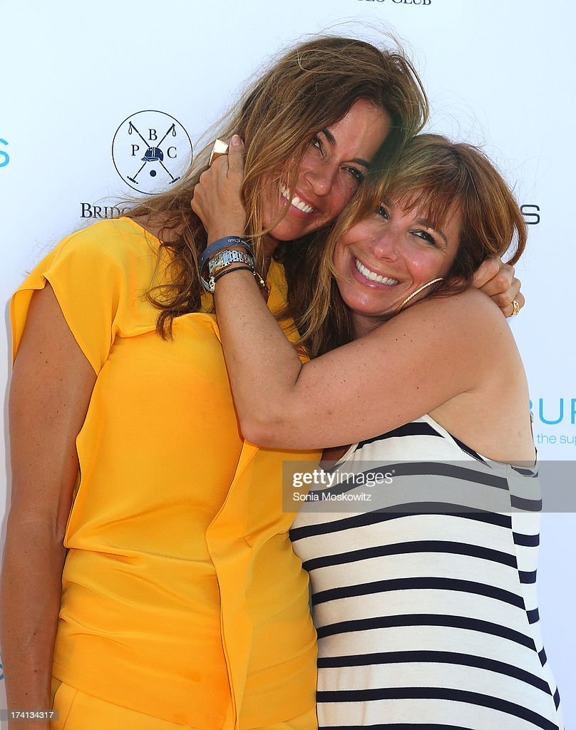 Kelly Bensimon and <a gi-track='captionPersonalityLinkClicked' href=/galleries/search?phrase=Jill+Zarin&family=editorial&specificpeople=4436962 ng-click='$event.stopPropagation()'>Jill Zarin</a> attend the opening day of the Bridgehampton Polo Club's 17th Season at the Bridgehampton Polo Club on July 20, 2013 in Bridgehampton, New York.