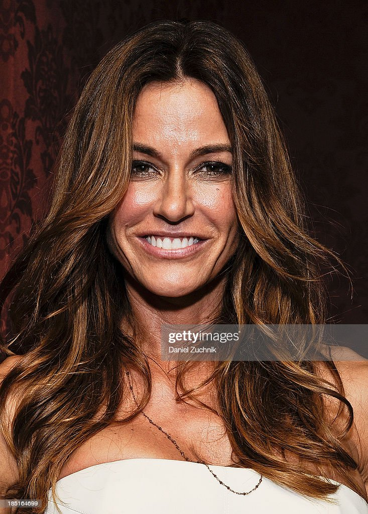 Kelly Bensimon attends her 'In The Spirit Of' fragrance launch event at Cherry on October 17, 2013 in New York City.