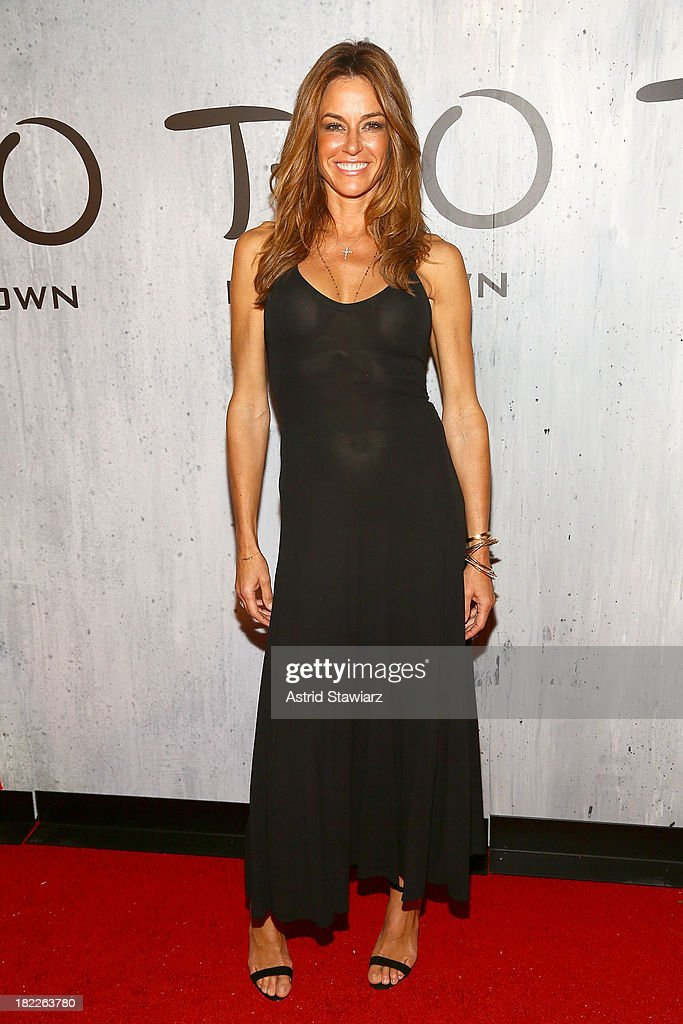 Kelly Bensimon attends TAO Downtown Grand Opening on September 28, 2013 in New York City.