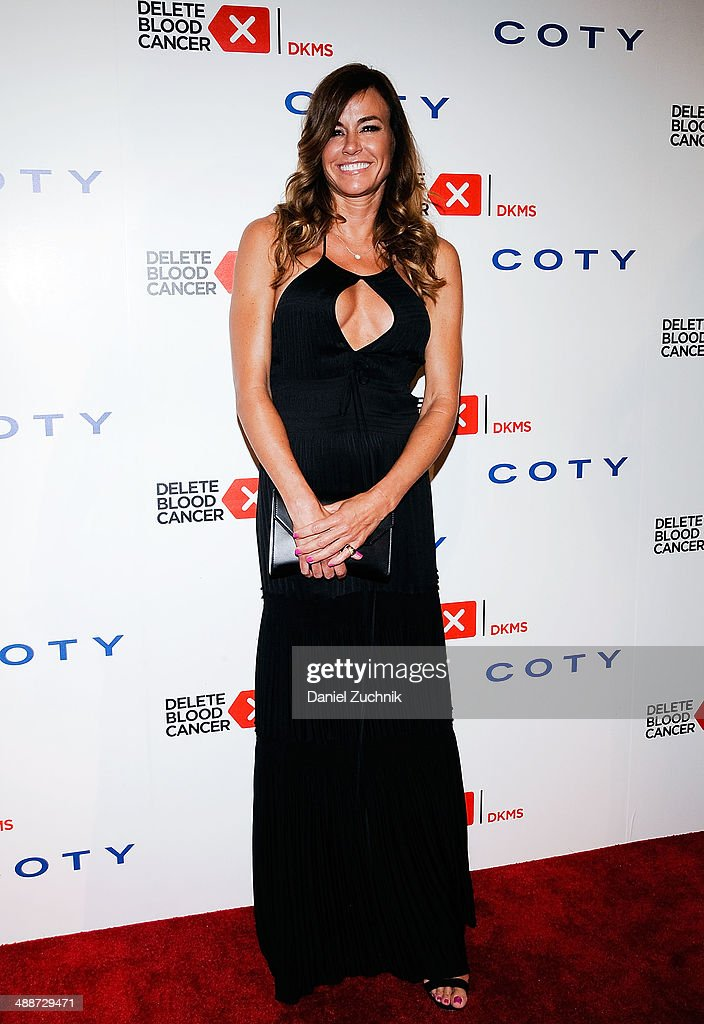 Kelly Bensimon attends the 2014 Delete Blood Cancer Gala at Cipriani Wall Street on May 7, 2014 in New York City.