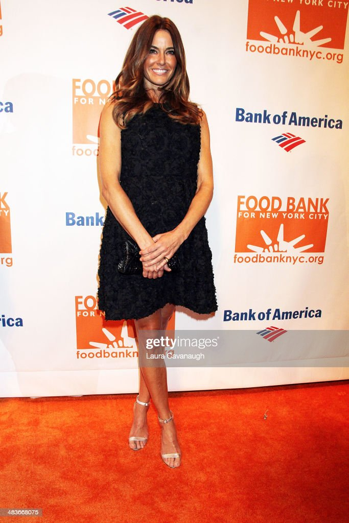 Kelly Bensimon attends the 2014 Food Bank Of New York City Can Do Awards at Cipriani Wall Street on April 9 2014 in New York City