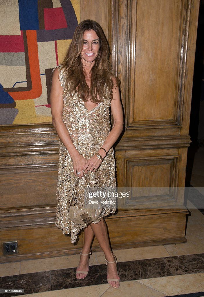 Kelly Bensimon attends the after party for the screening of 'Thor: The Dark World' hosted by The Cinema Society and Dior Beauty> at The Marlton on November 6, 2013 in New York City.