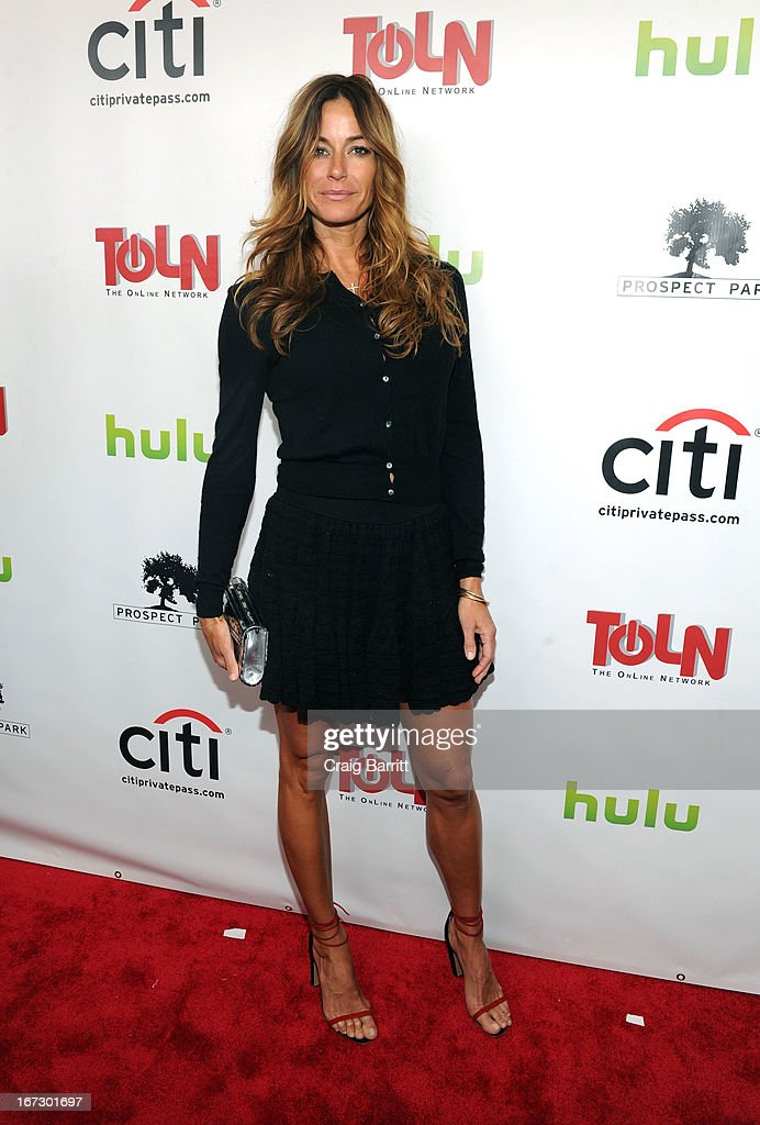 Kelly Bensimon attends the 'All My Children' & 'One Life To Live' premiere at Jack H. Skirball Center for the Performing Arts on April 23, 2013 in New York City.