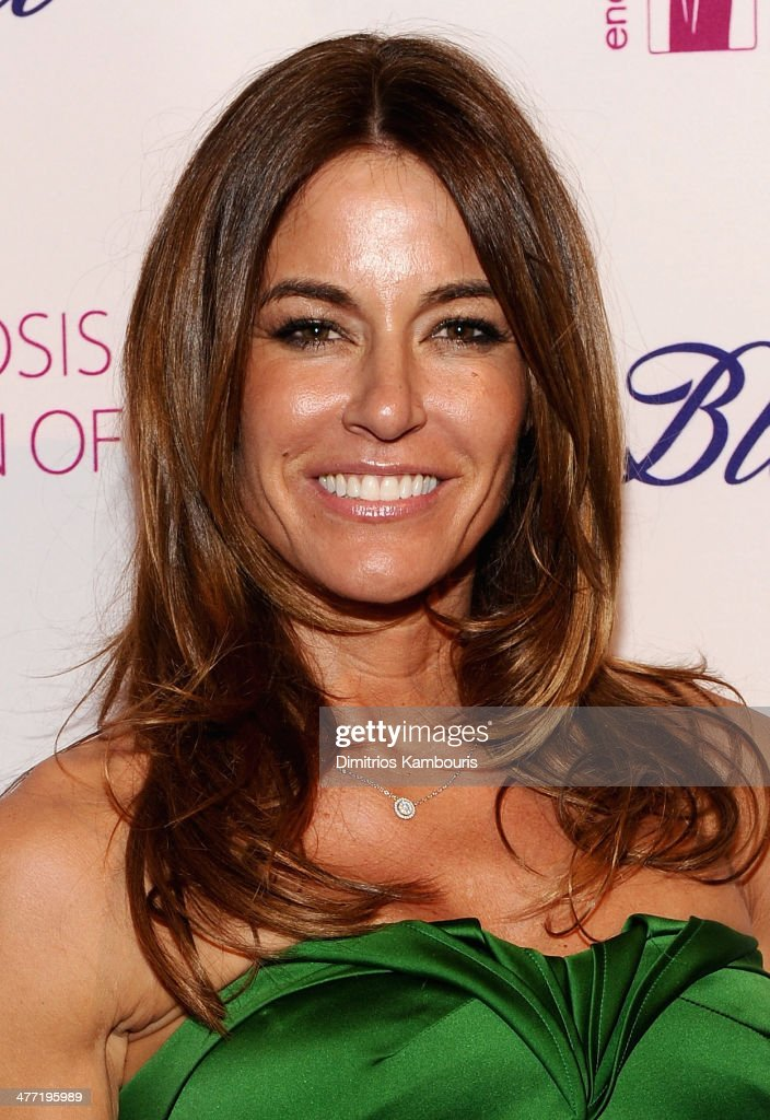 Kelly Bensimon attends the Endometriosis Foundation of America's 6th annual Blossom Ball hosted by Padma Lakshmi and Tamer Seckin, MD at 583 Park Avenue on March 7, 2014 in New York City.