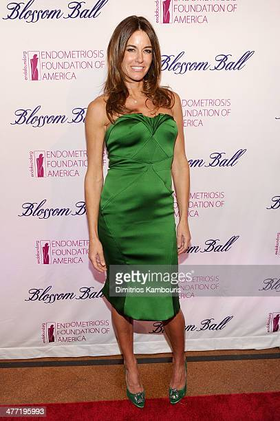 Kelly Bensimon attends the Endometriosis Foundation of America's 6th annual Blossom Ball hosted by Padma Lakshmi and Tamer Seckin MD at 583 Park...