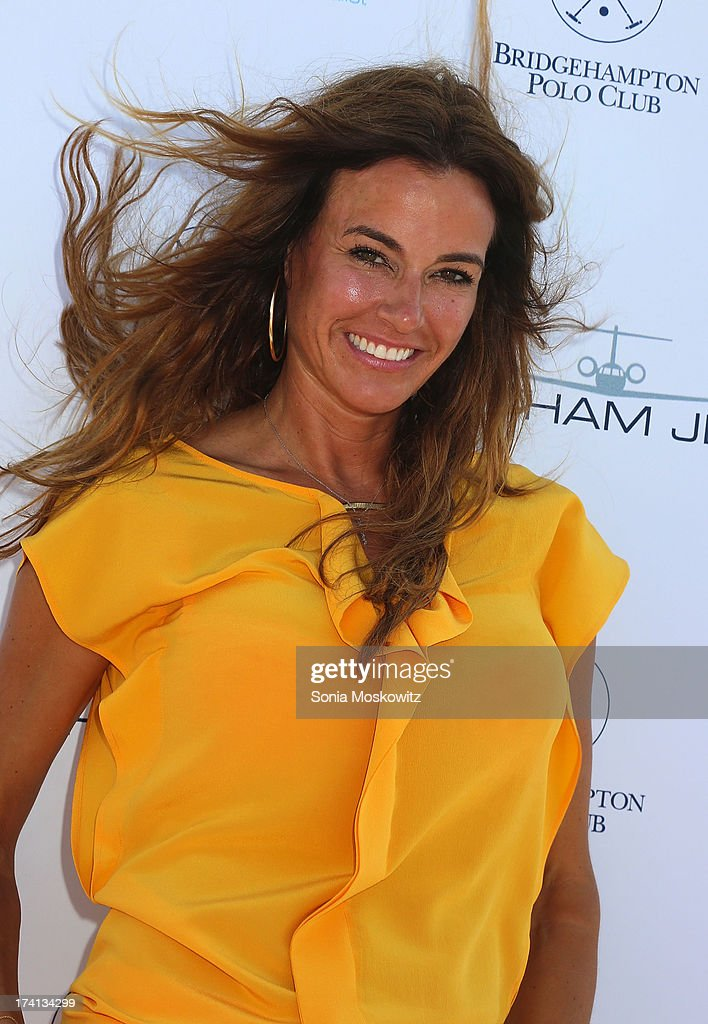 Kelly Bensimon attends the opening day of the Bridgehampton Polo Club's 17th Season at the Bridgehampton Polo Club on July 20, 2013 in Bridgehampton, New York.