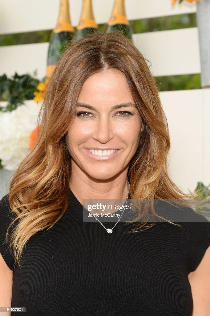Kelly Bensimon attends the seventh annual Veuve Clicquot Polo Classic in Liberty State Park on May 31, 2014 in Jersey City City.
