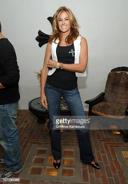 Kelly Bensimon during Chrome Hearts Party for Elle Accessories Magazine Hosted by Richard Stark and Laurie Lynn Stark at Chrome Hearts New York in...