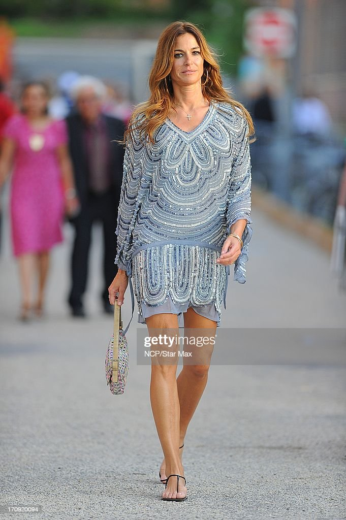 Kelly Bensimon is seen on June 19, 2013 in New York City.