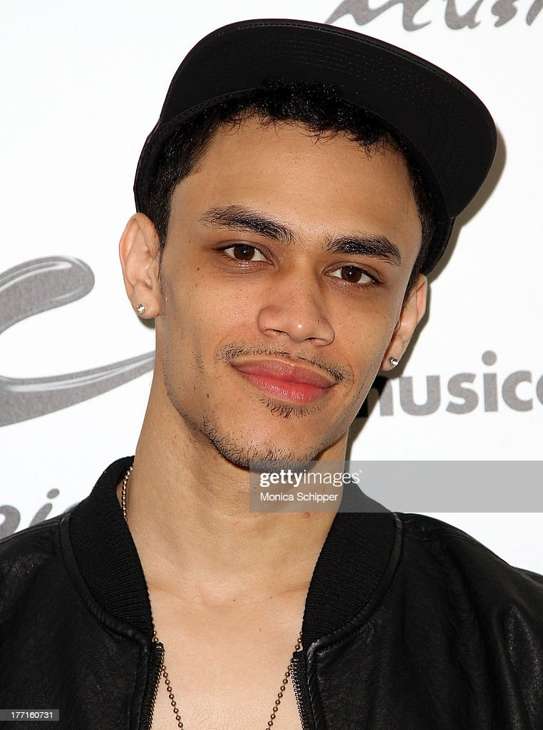 Kelly Breeding of B5 visits Music Choice on August 21, 2013 in New ... B5 2013 Patrick