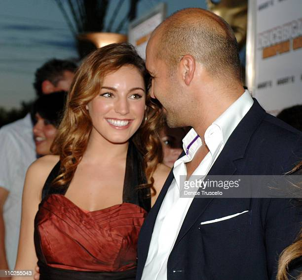 Kelly Brook and Billy Zane during 'Deuce Bigalow European Gigolo' Las Vegas Premiere Red Carpet at The Palms Hotel and Casino Resort in Las Vegas...